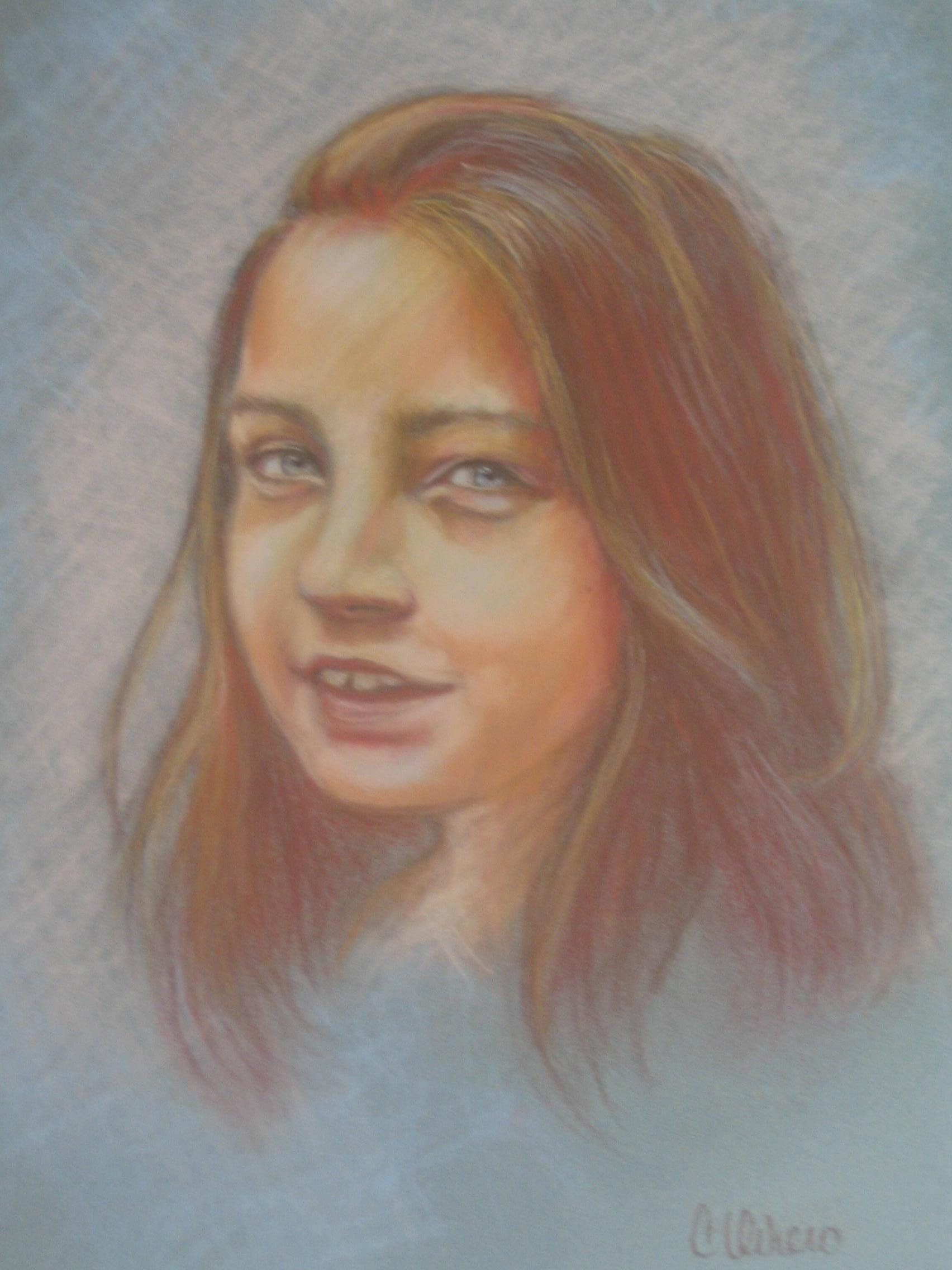 jeune fille II